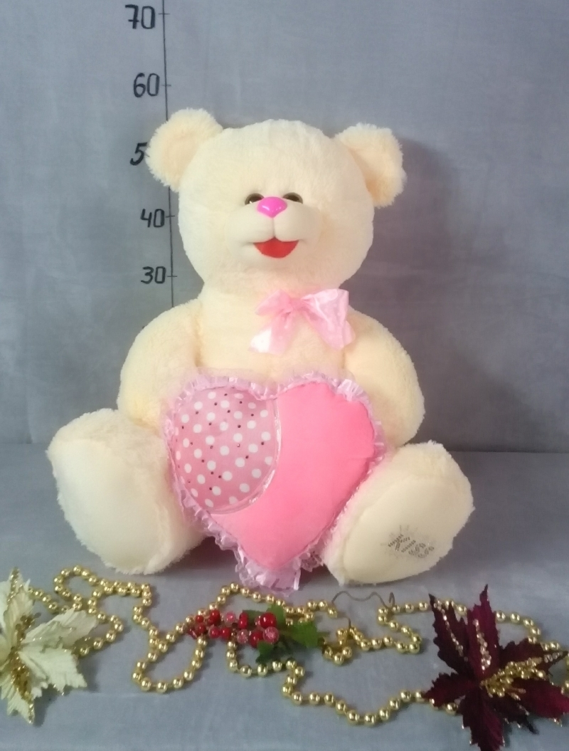 Медведь С Сердцем Большой